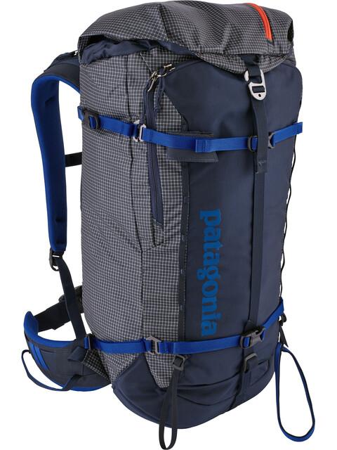 Patagonia Descensionist Backpack 32l navy blue